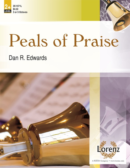 Cover of Peals of Praise