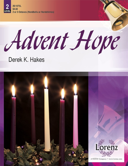 Cover of Advent Hope