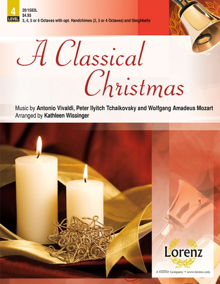 Cover of A Classical Christmas