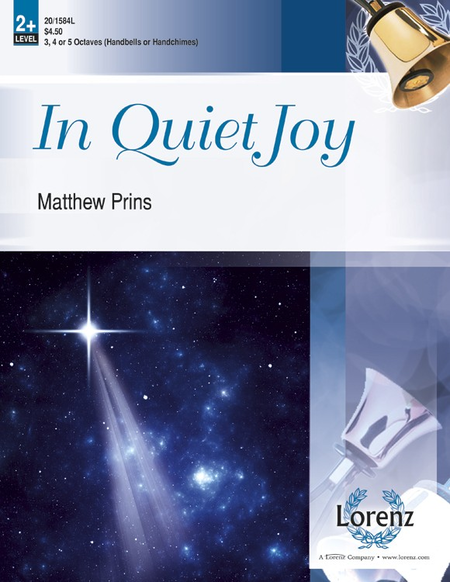 Cover of In Quiet Joy