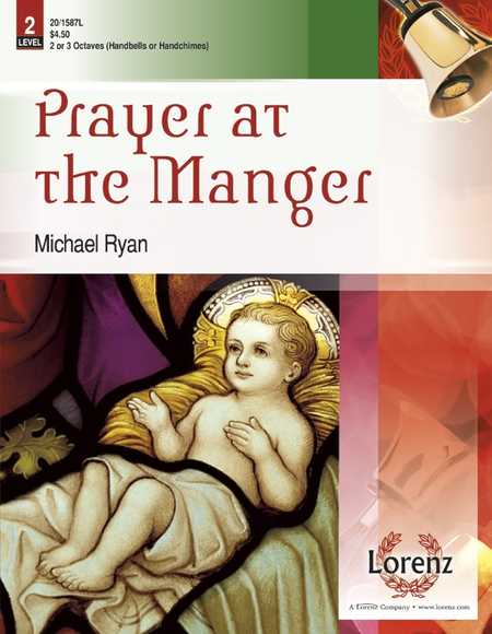 Cover of Prayer at the Manger