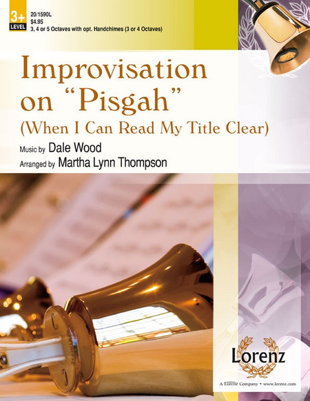 "Cover of Improvisation on ""Pisgah"""