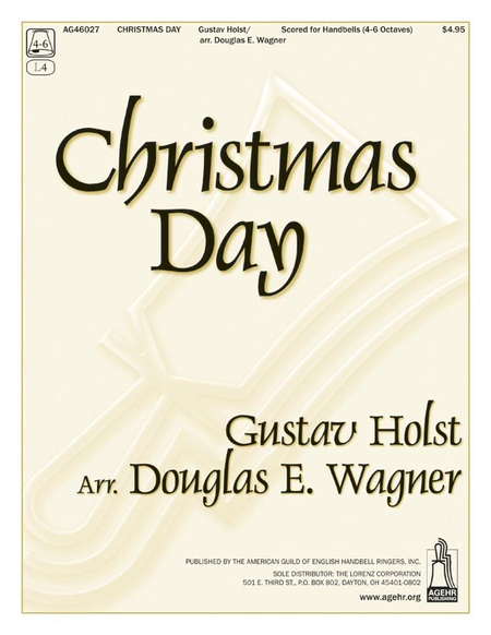 Cover of Christmas Day