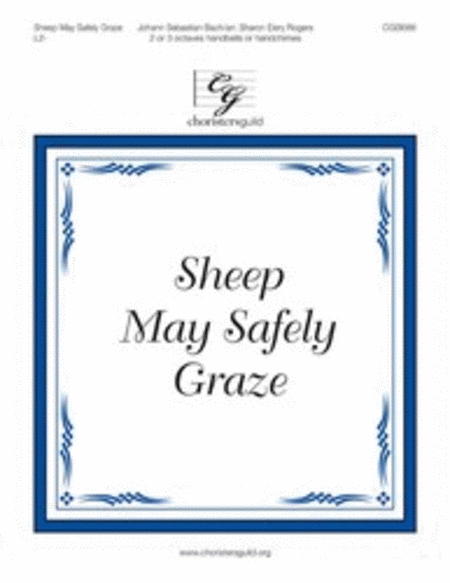 Cover of Sheep May Safely Graze