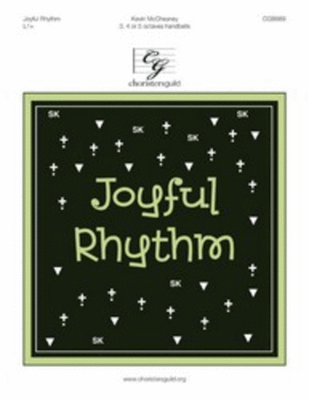 Cover of Joyful Rhythm