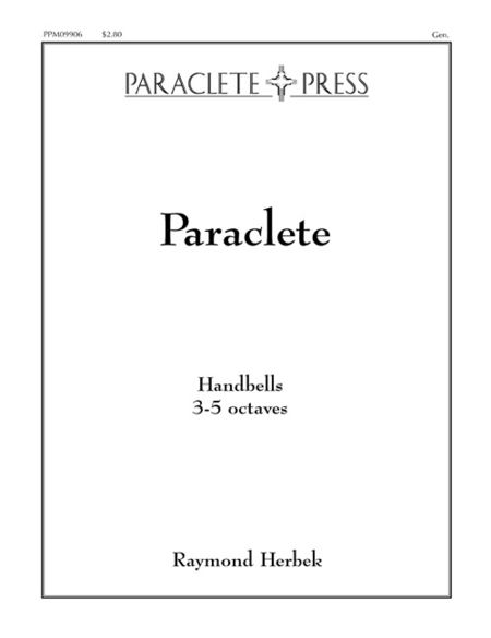 Cover of Paraclete
