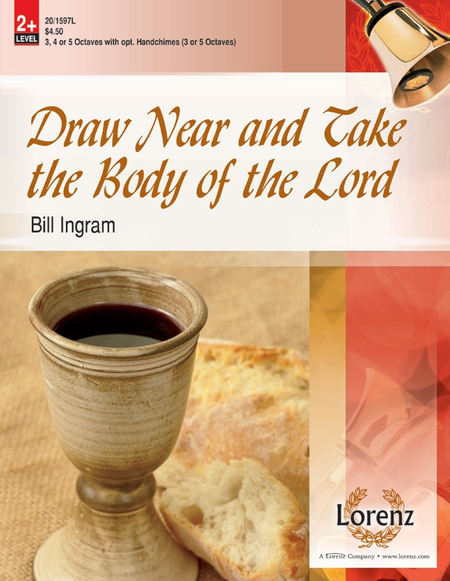 Cover of Draw Near and Take the Body of the Lord