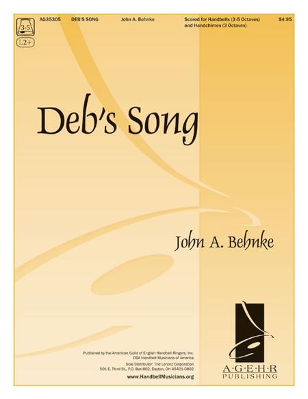 Cover of Deb's Song