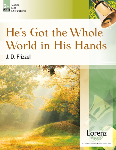 Cover of He's Got the Whole World in His Hands