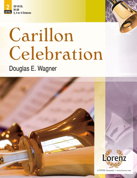 Cover of Carillon Celebration