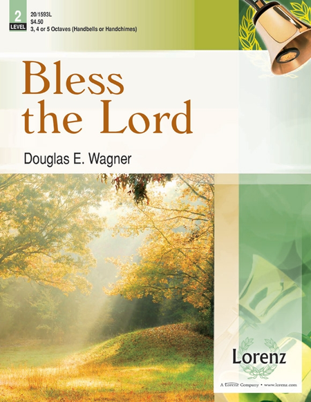 Cover of Bless the Lord