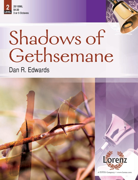 Cover of Shadows of Gethsemane