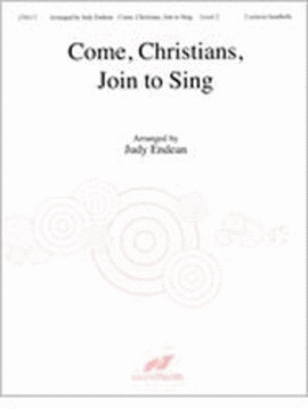 Cover of Come, Christians, Join to Sing