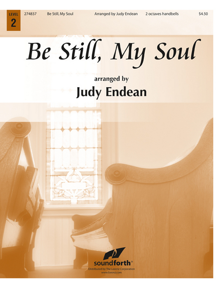 Cover of Be Still, My Soul