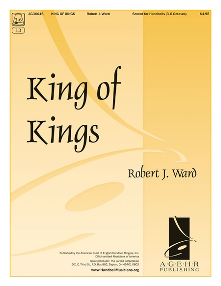 Cover of King of Kings