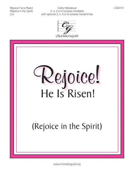 Cover of Rejoice! He Is Risen!