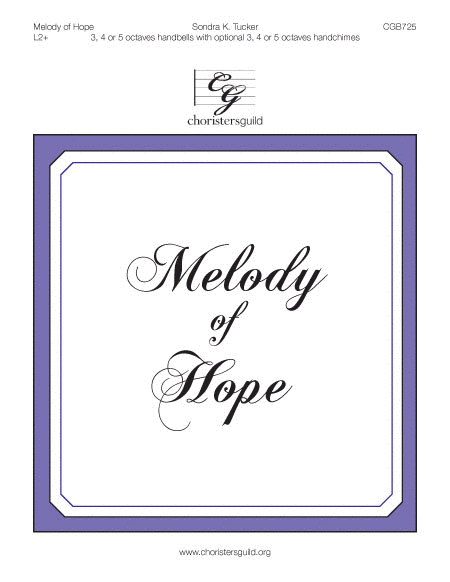 Cover of Melody of Hope