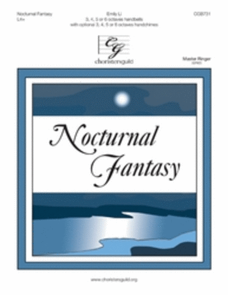 Cover of Nocturnal Fantasy