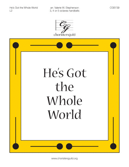 Cover of He's Got the Whole World