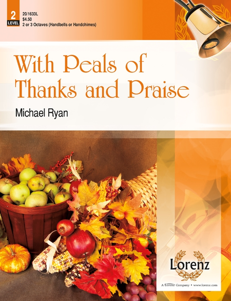 Cover of With Peals of Thanks and Praise