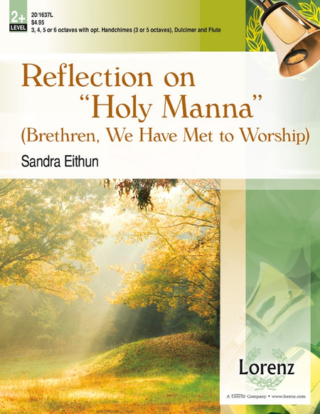 Cover of Reflection on Holy Manna