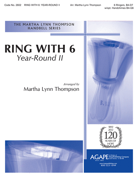 Cover of Ring With 6: Year-Round II