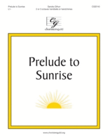 Cover of Prelude to Sunrise