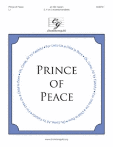 Cover of Prince of Peace
