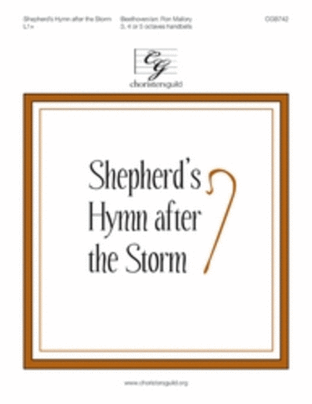 Cover of Shepherd's Hymn after the Storm