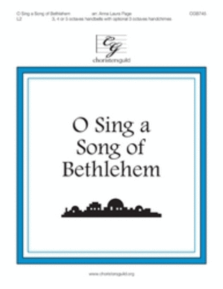 Cover of O Sing a Song of Bethlehem