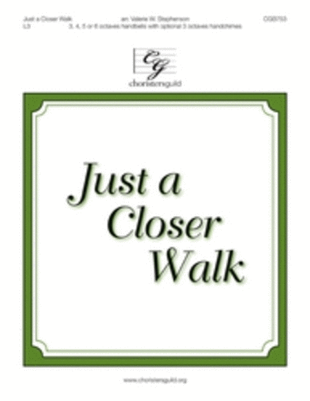 Cover of Just a Closer Walk