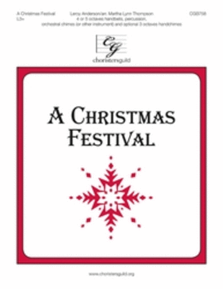 Cover of A Christmas Festival