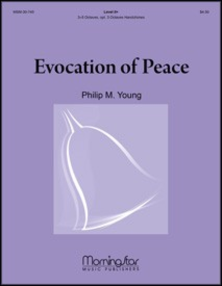Cover of Evocation of Peace