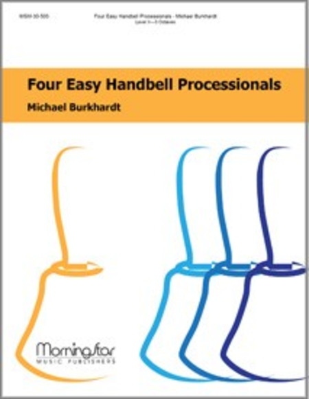 Cover of Four Easy Handbell Processionals