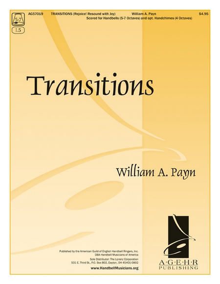 Cover of Transitions