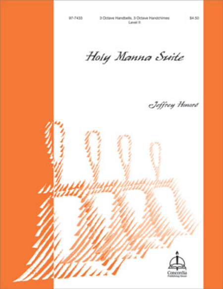 Cover of Holy Manna Suite