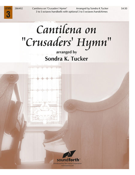 Cover of Cantilena on Crusaders' Hymn