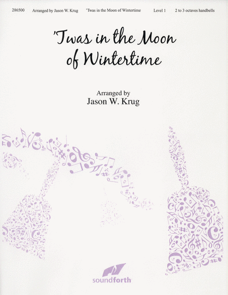 Cover of Twas in the Moon of Wintertime