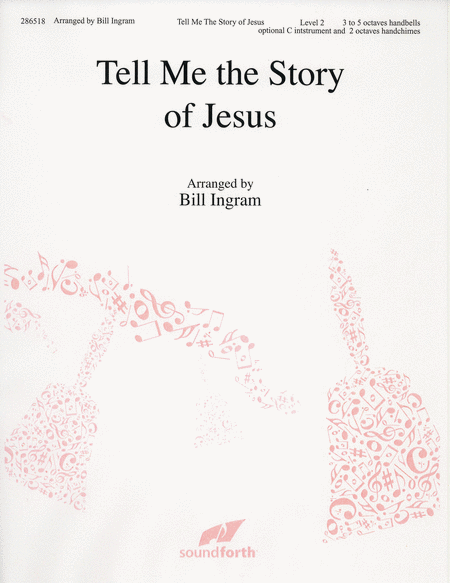 Cover of Tell Me the Story of Jesus