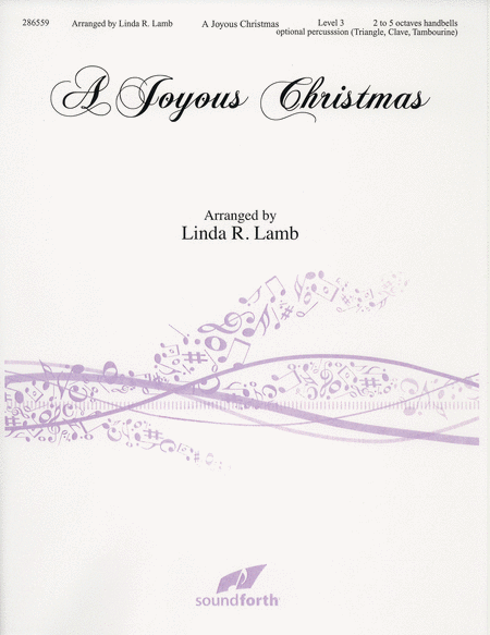 Cover of A Joyous Christmas