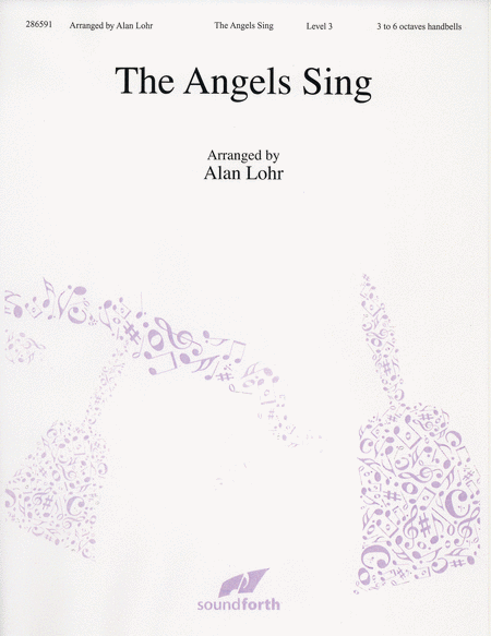Cover of The Angels Sing