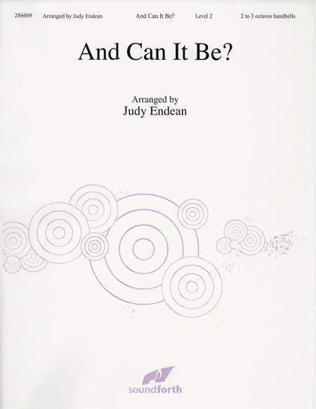 Cover of And Can It Be?