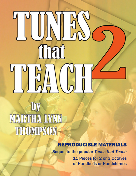Cover of Tunes that Teach 2