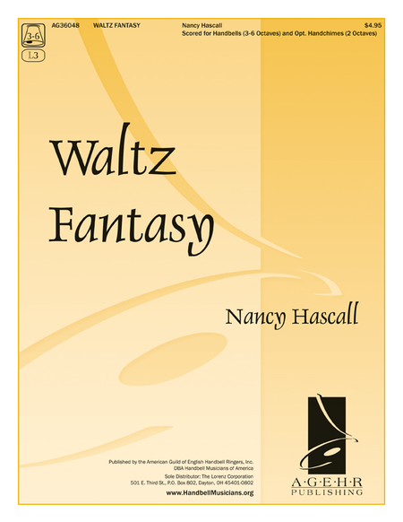 Cover of Waltz Fantasy