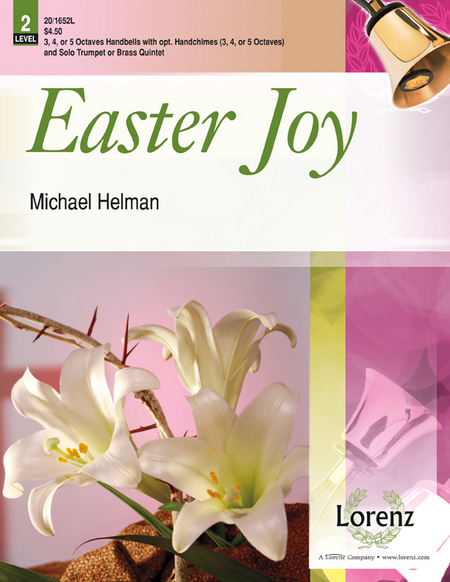 Cover of Easter Joy