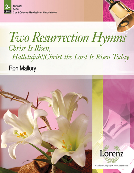 Cover of Two Resurrection Hymns