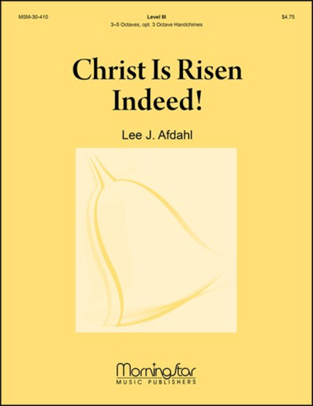 Cover of Christ Is Risen Indeed!