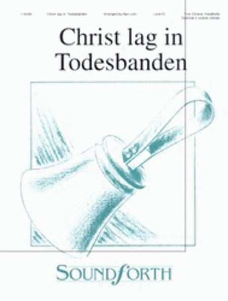 Cover of Christ lag in Todesbanden