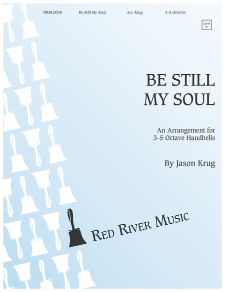 Cover of Be Still My Soul