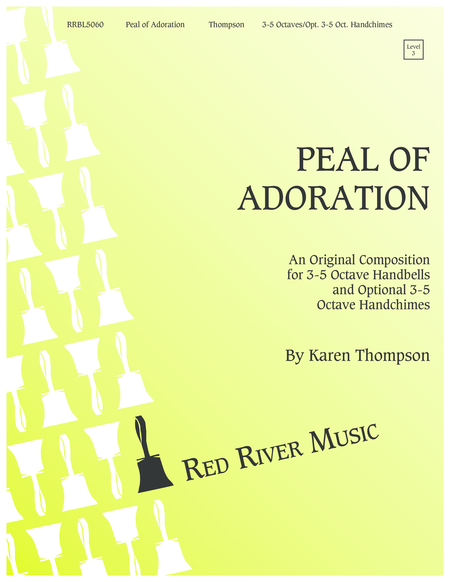 Cover of Peal of Adoration